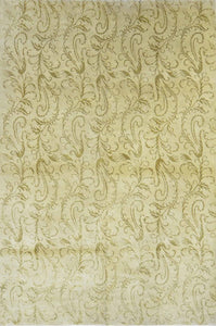 Modern Silk And Wool Rug CC0951
