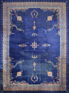 Indian Wool Rug CC0991