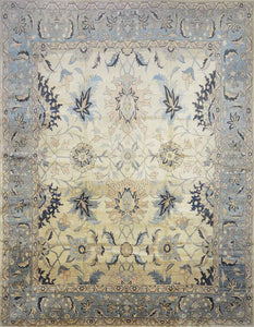 Persian Antique Mahal Rug CC1020