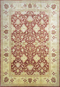 Indian Wool Rug CC1029