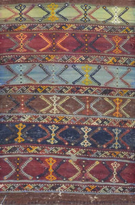 Turkman Tribal Rug CC1482