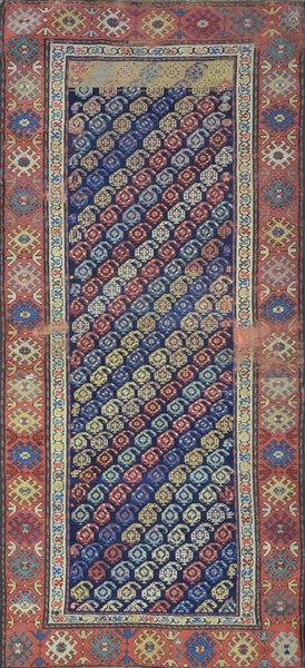 Persian Antique Rug CC1491
