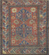 "Antique Caucasian Kazak Rug > Design # 1137 > 3'-9"" X 4'-5"""