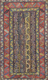 "Antique Caucasian Rug > Design # 1141 > 3'-6"" X 4'-7"""