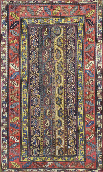 Antique Caucasian Rug CC1503