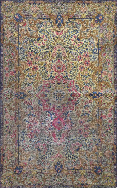Antique Persian Rug CC1507