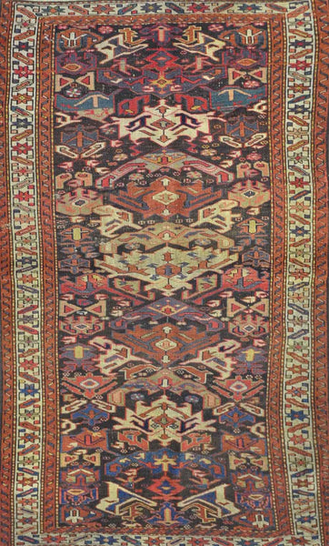 Antique Caucasian Kuba Rug SNA 007