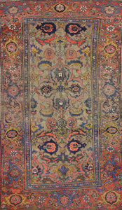 Antique Persian Malayer Rug SNA 002