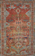 "Persian Heriz Rug > Design # 1158 > 2'-0"" X 4'-6"""