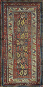 Caucasian Pasley Rug CC1600