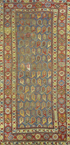 Caucasian Pasely Rug A 051