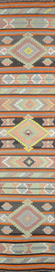 Turkish Kilim Runner CC1717
