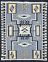 "Old American Indian Navajo Rug > Design # 226 > 3'-5"" X 4'-6"""