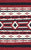 Old American Indian Navajo Rug CC1850