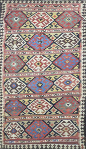 Turkish Kilim Rug-model-k K-179