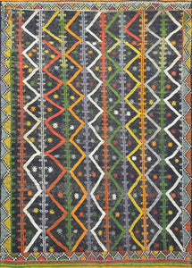 Turkish Kilim Rug-model-k K-157