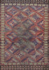 "Old Turkman Rug > Design # 1313 > 4'-3"" X 6'-3"""