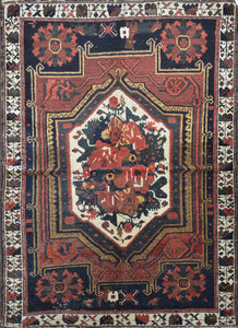 Persian Old Rug CC2111