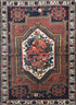 "Persian Old Rug > Design # 1316 > 4'-0"" X 5'-11"""