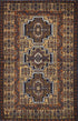 "Afghani Old Rug > Design # 1318 > 3'-1"" X 4'-6"""