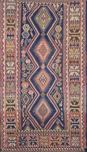 Persian Old Kilim Rug CC2145