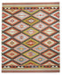 Turkish Kilim Rug-model-t > Design # 1538 > 6' x 9 '