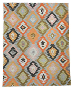 Turkish Kilim Rug-model-k K2542