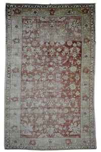 Old Turkish Kilim Rug - K KL-91