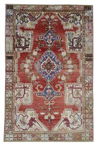 Old Turkish Kilim Rug - K KL-104