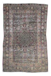 Antique Persian Rug U2612