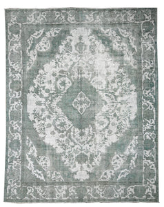 Distressed Zofia Vintage Overdyed Rug S32018