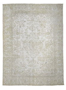 Distressed Maude Vintage Overdyed Rug S32021