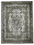 "Distressed Deyoe Vintage Overdyed Rug > Design # 1789 > 9'-1"" X 12'-2"""
