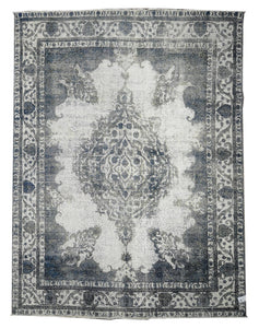 Distressed Cassidy Vintage Overdyed Rug S32003