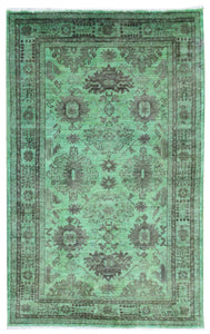 Distressed New Carolyn Overdyed Rug OD2707