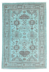 Distressed New Pauline Overdyed Rug OD2710