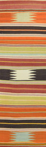 Turkish Old Kilim Runner-k K-032