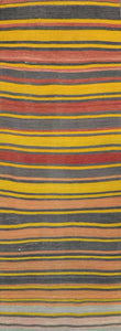 Turkish Old Kilim Runner-k K-101