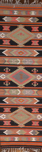 Turkish Old Kilim Runner-k K-113