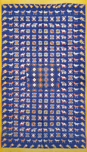 Old Moroccan Rug MOR 008