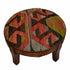 Kilim Foot Stool-OC-11 OC11