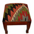 Kilim Foot Stool-OC-14 OC14