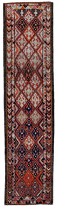 "Handmade Turkish Runner Multicolor Boho Rug > Design# 32785 > Size: 2'-9"" x 12'-6"" [ONLINE ONLY]"