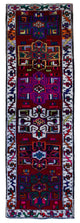 "Handmade Turkish Runner Multicolor Boho Rug > Design# 32877 > Size: 2'-11"" x 9'-7"" [ONLINE ONLY]"