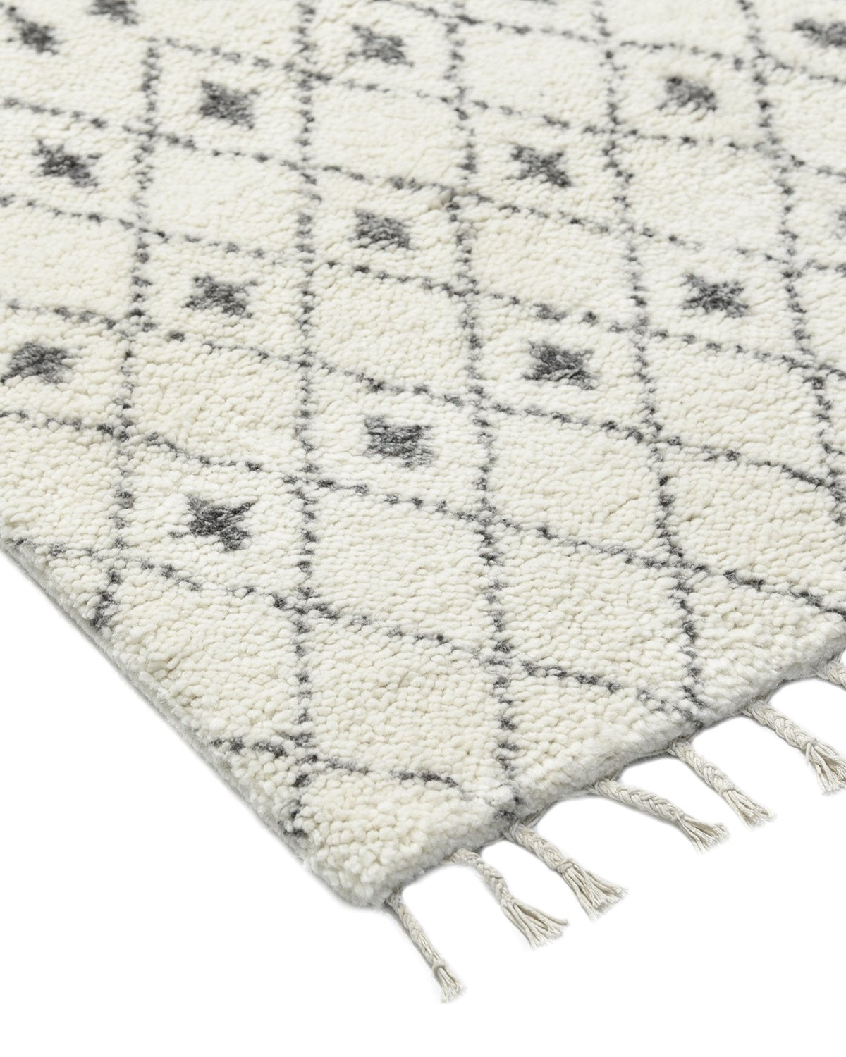 Ace, Hand-Knotted Area Rug