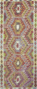 Old Turkish Kilim Rug - K KL-14
