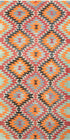 "Old Turkish Kilim Rug - K > Design # 1601 > 4'-11"" X 10'-4"""