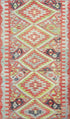 "Old Turkish Kilim Rug - K > Design # 1602 > 5'-7"" X 9'-2"""