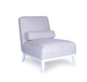 Firenze Collection Upholster Lounge chair With Pillow > Design# RE-PA003 > [ONLINE ONLY]
