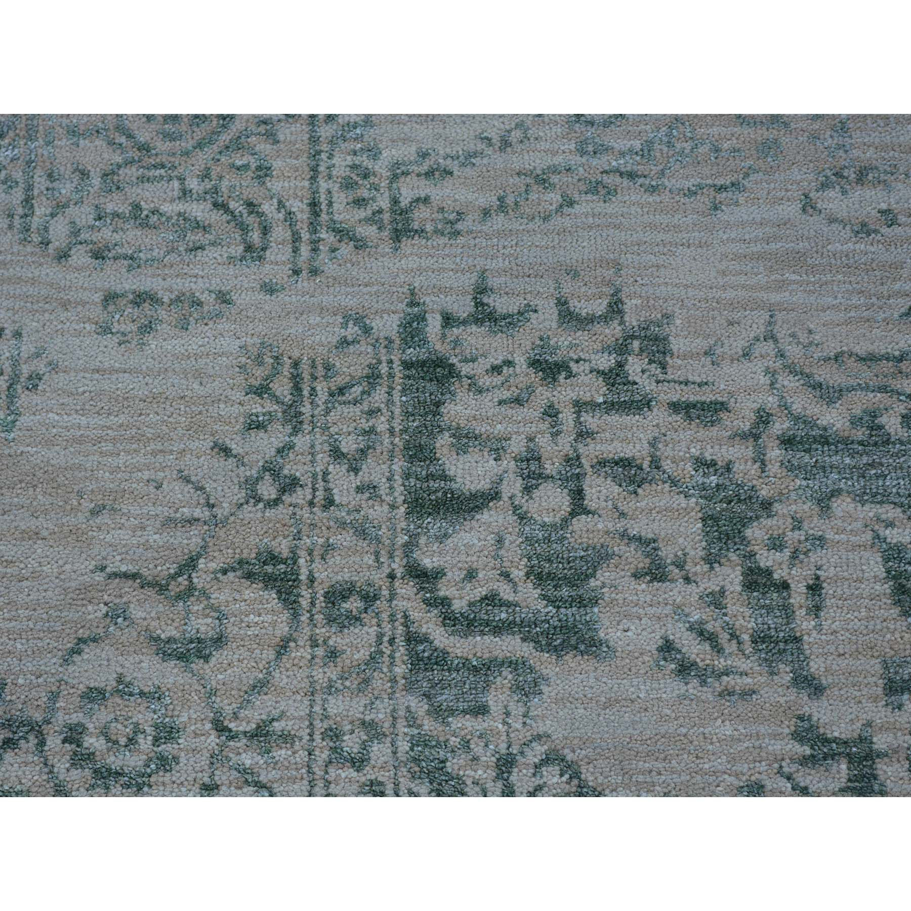 "Handmade Transitional Rectangle Rug > Design# SH23172 > Size: 2'-0"" x 3'-0"" [ONLINE ONLY]"
